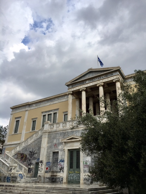 Polytechnion, Athènes