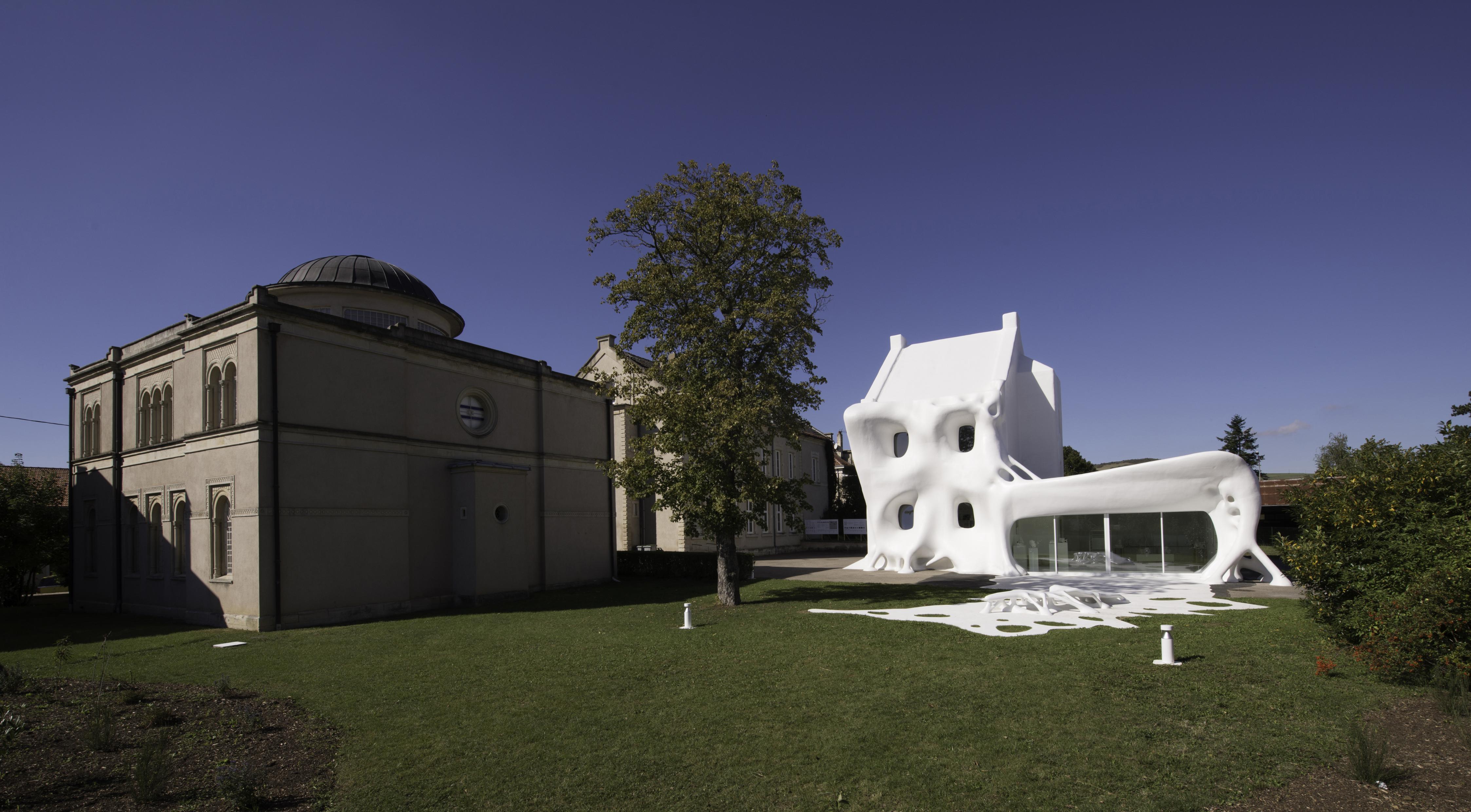Centre d'art contemporain la synagogue de Delme, Gue(ho)st House, Berdaguer & Péjus, 2012 © Adagp Paris 2012 / Berdaguer & Péjus, Foto: OHDancy photographe
