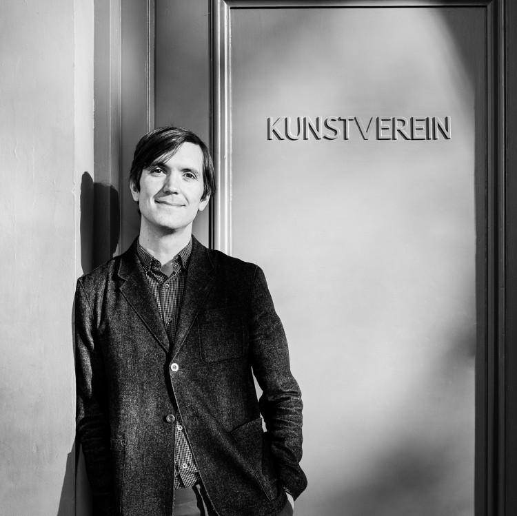 Chris Fitzpatrick, Porträt, Courtesy Kunstverein München e.V., Foto: Margarita Platis