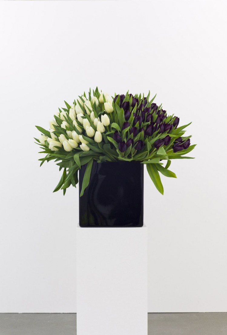 Willem de Rooij, Bouquet VI, 2010, Courtesy Collection Stedelijk Museum, Amsterdam